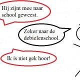Werkwoord zijn vervoegen - Nederlandse taal